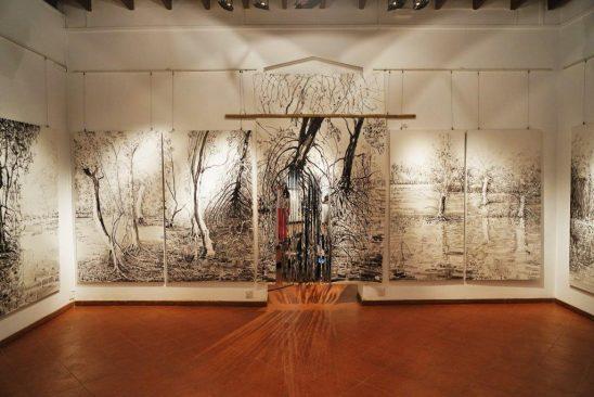 Mangrove Installation series